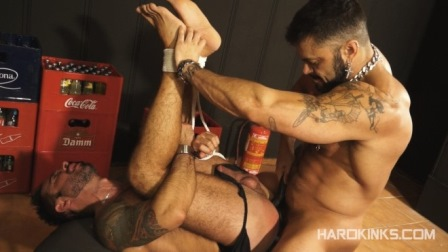 Martin Mazza e Rogan Richards