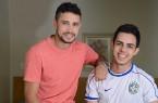 Adriano e Di Ferreira