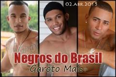 negros do brasil